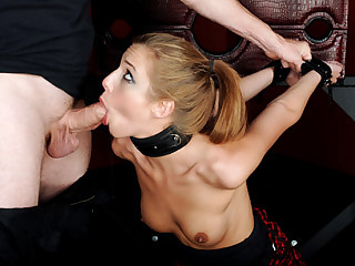 She cums from anal